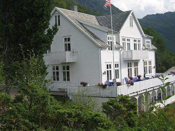 Lihallen - Haus
