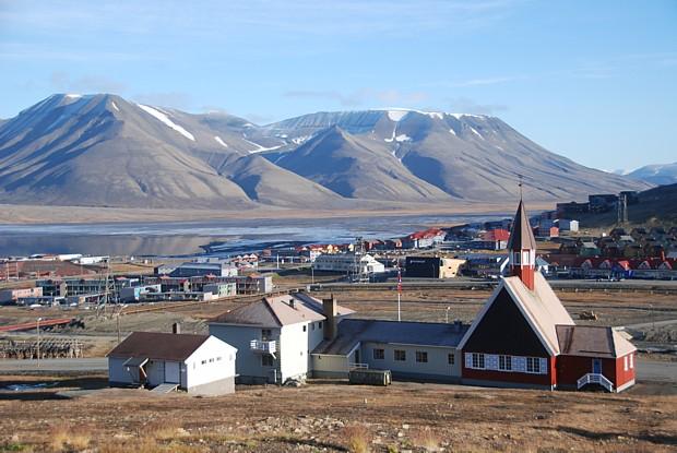 Spitzbergen – Longyearbyen