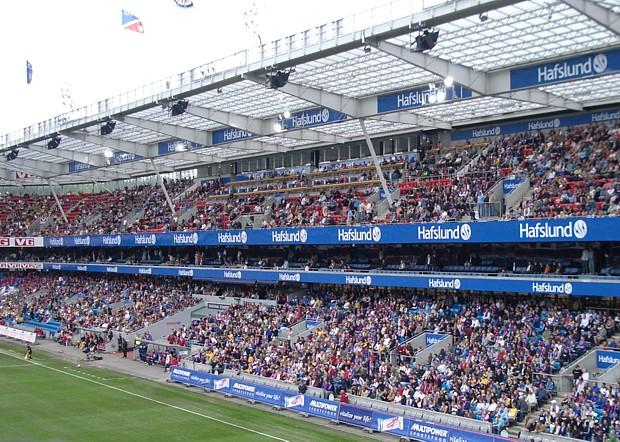 Ullevaal Stadion Oslo – Norwegens groesste Arena (c) wikipedia, Miss Anne-Sophie Saldana