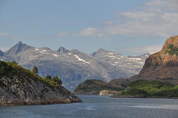 Helgeland in Nordnorwegen