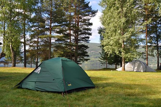 Camping, Zelt