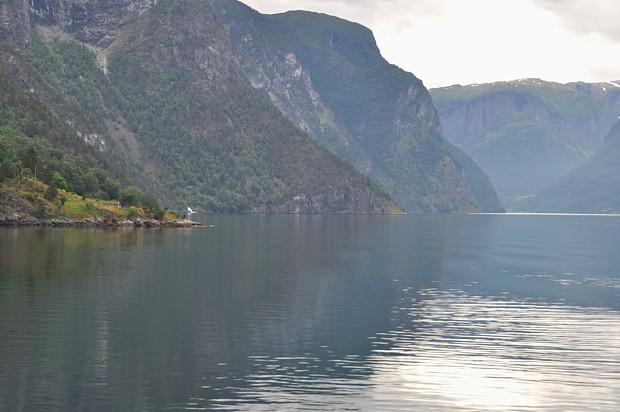 Sognefjord, der längste Fjord Europas