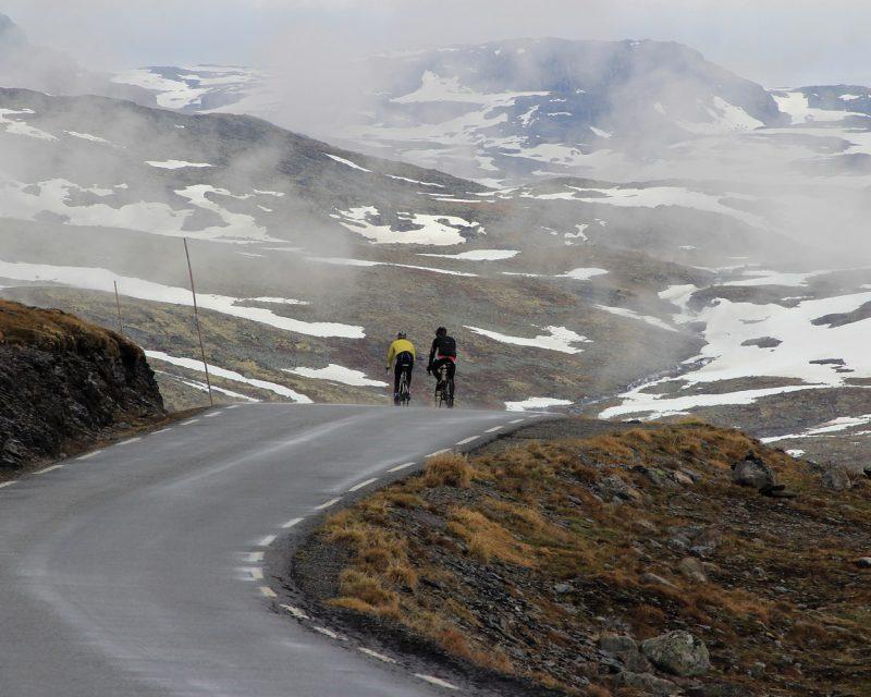 AURLANDSFJELL.Herausforderung_per Fahrrad über Aurland sfjellroute.Foto.B.Meier.6.2013_IMG_3367
