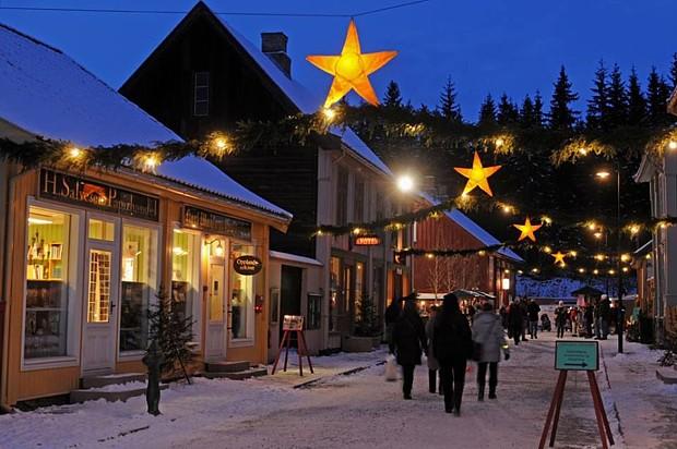 Weihnachtsmarkt Maihaugen, Espen Haakenstad
