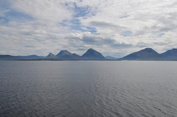 Norwegens Kueste