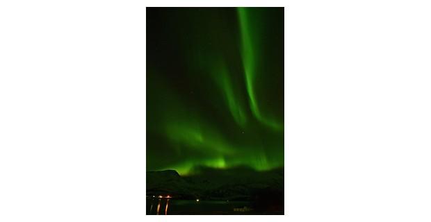 Polarlicht, Copyright Kossmann