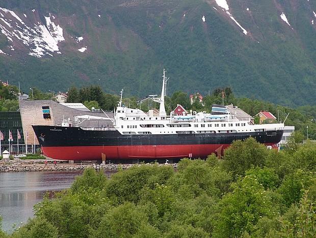 Hurtigrutenmuseum, clemensfranz, wikipedia
