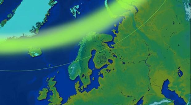 Nordlichtvorhersage