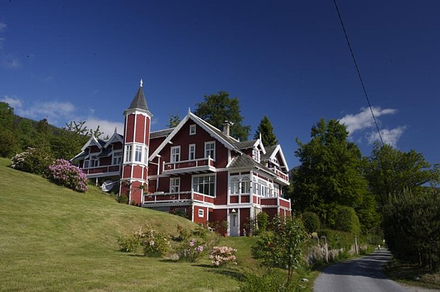 Villa Balestrand-copyright visit norway