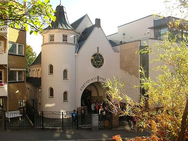 Synagoge Oslo (C) wikipedia
