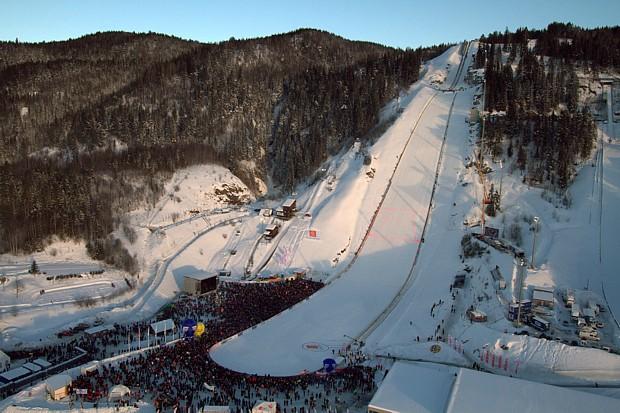 Vikersund Skiflugschanze, (c) Terje Løchen