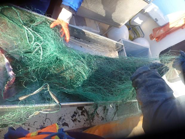 Ein Wochenende als norwegischer Fischer