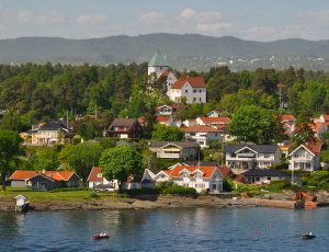 Halbinsel Bygdøy