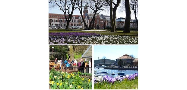 Osterstimmung in Kristiansand Copyright Visit Kristiansand