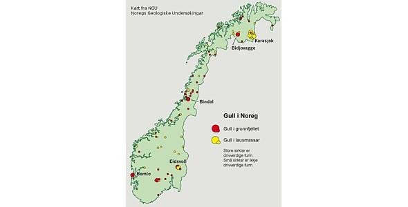 Goldfunde Norwegen Teaser
