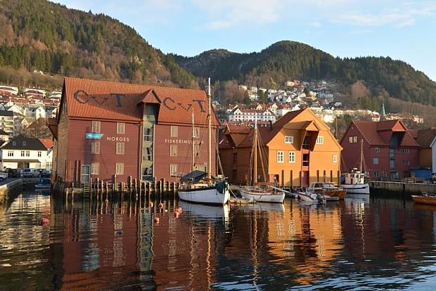 Fiskerimuseum Bergen, (c) Visit Norway