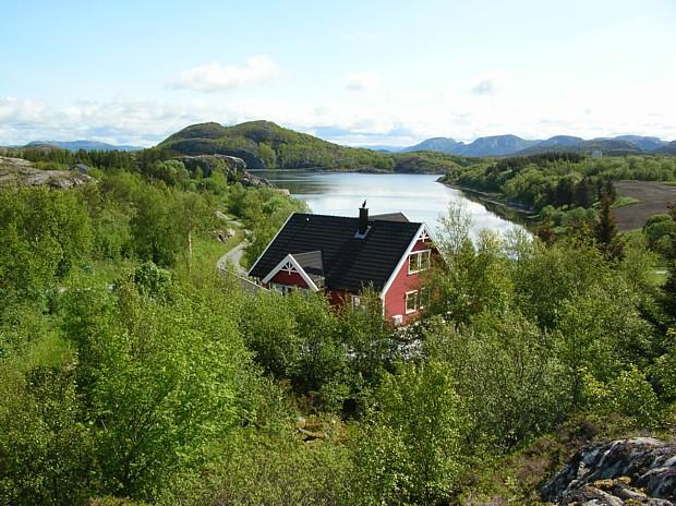 traumhaus in norwegen zu verkaufen norwegen service. Black Bedroom Furniture Sets. Home Design Ideas
