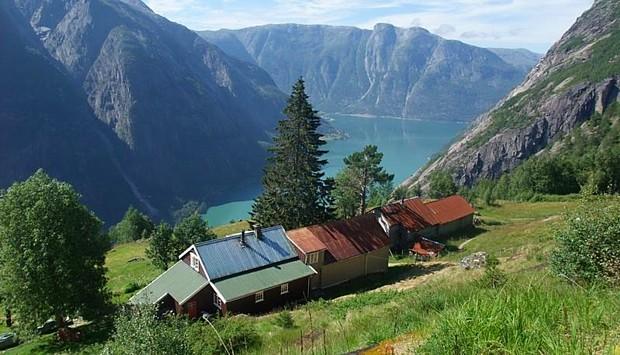 Kjeaasen – Copyright Visit Norway, Heidi Kvamsdal