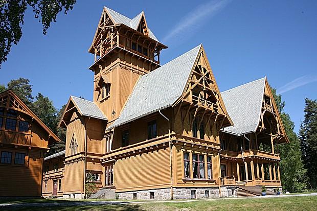 Villa Fridheim Copyright John Erling Bladll wikipedia