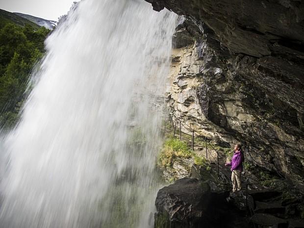 Geiranger Wasserfall Copyright CH Visit Norway