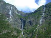 Die drei höchsten Wasserfälle Europas