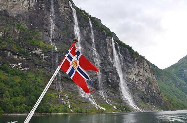 Geirangerfjord Titel