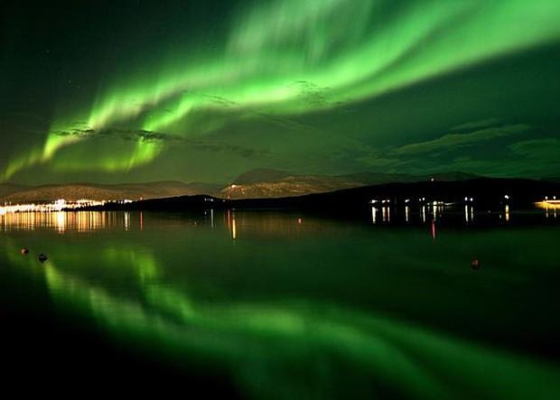 Polarlicht Thoba Reisen