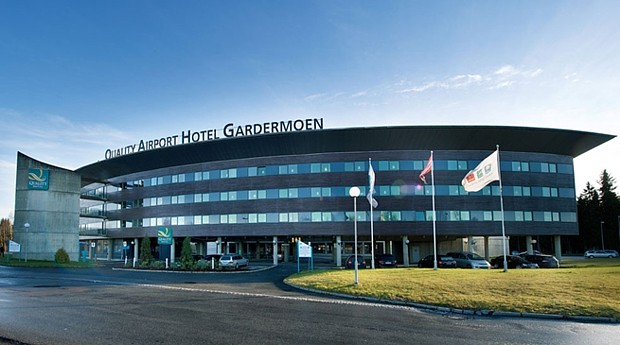 Stordalens Hotel am Airport – Copyright Quality Hotels