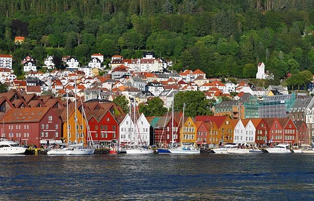 Bergen Brygge Titelbild