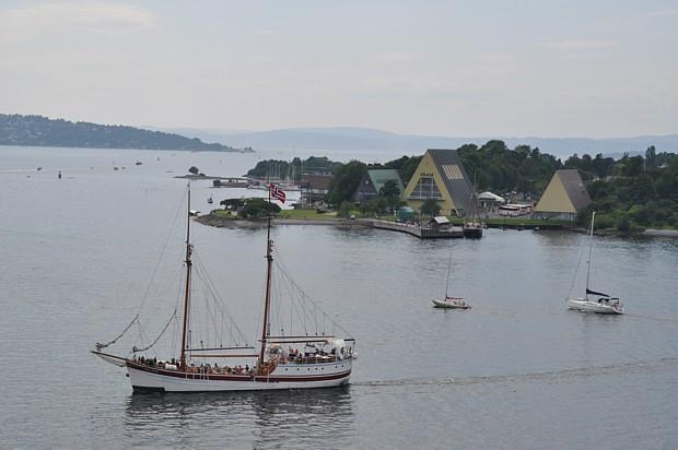 Oslofjord in Oslo