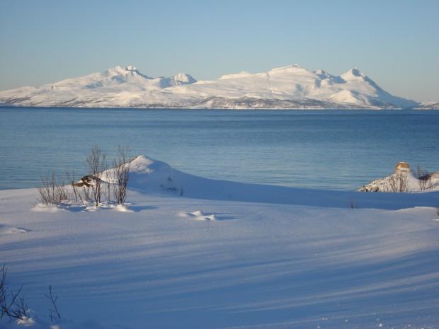 Winter in Lyngen