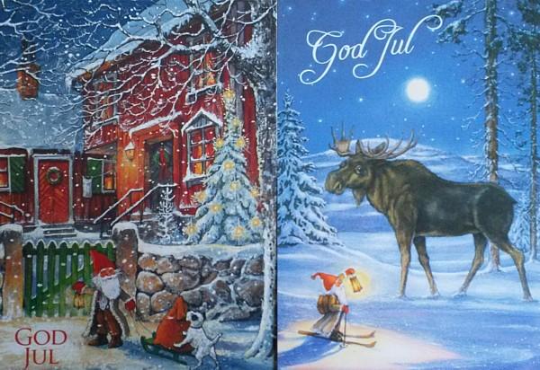 Frohe Weihnachten Schwedisch.Frohe Weihnachten Norwegisch Weihnachten 2019