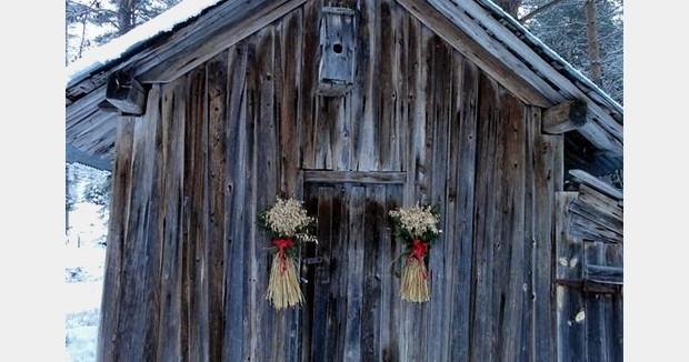 Weihnachtsgarbe