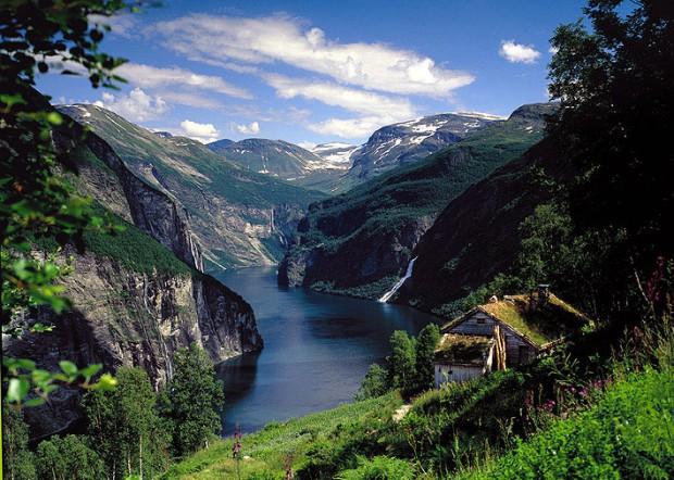 Der Geirangerfjord – Thoba Reisen
