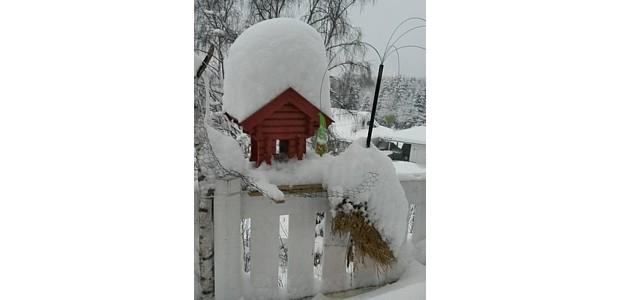 Winter Lillehammer Copyright Annegret Kellmann