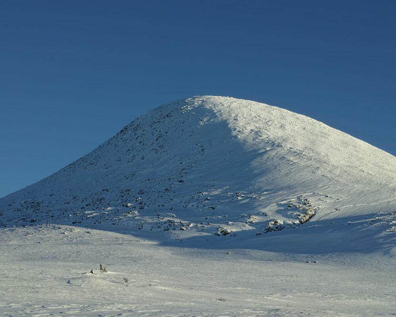 Venabygdsfjell mit Berg