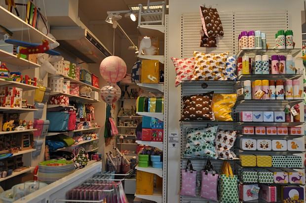 Einkaufen Design Shopping