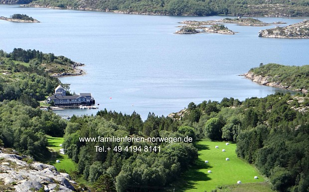 Familienferien Norwegen