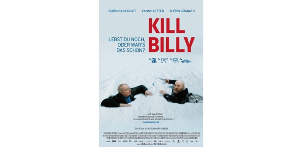 Kill Billy Plakat Kino