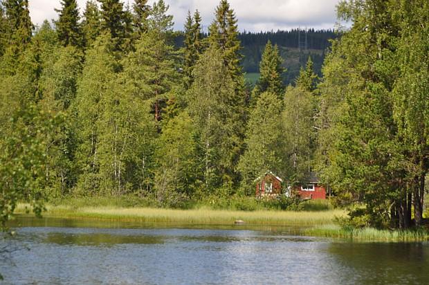 Titel Lillehammer See Kroken