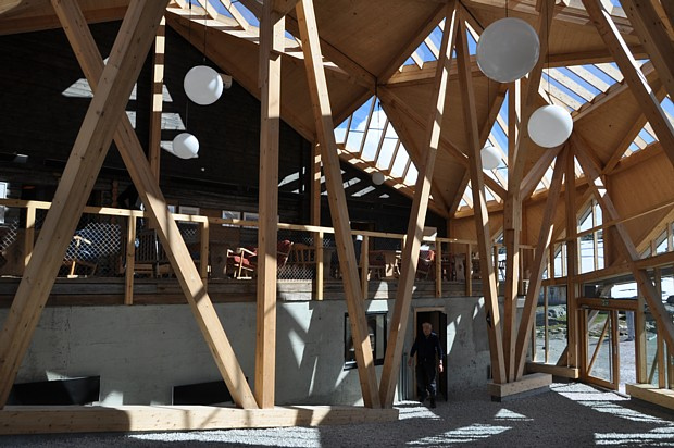 Einrichtung Architektur
