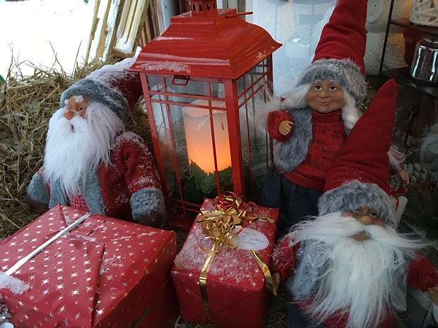 Weihnachten jul Røros Copyright Sirko Trensch – norwegen-fotografie.de