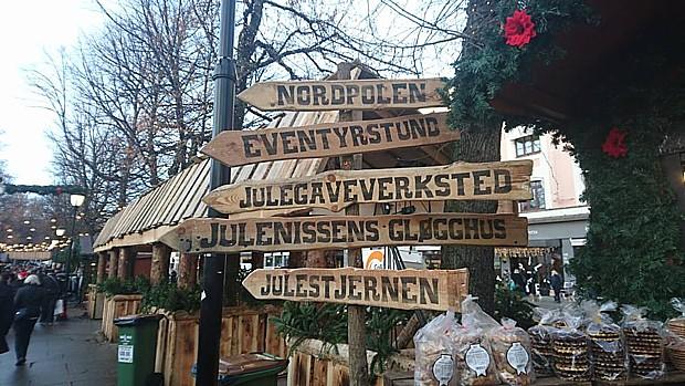 Oslo Weihnachtsmarkt Copyright Stephanie Flindt