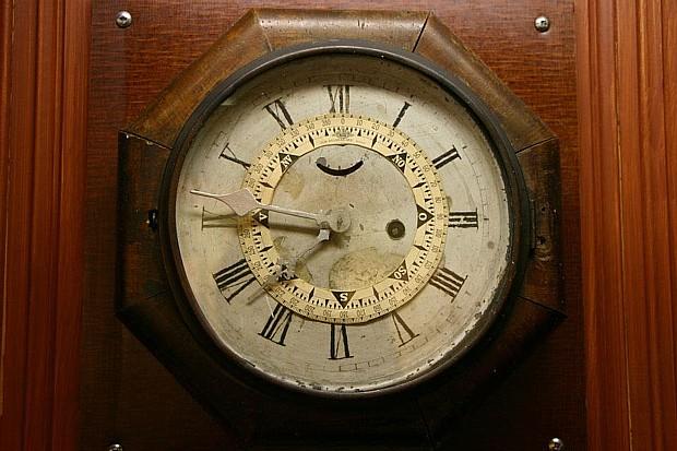 Uhr – Copyright-kalle