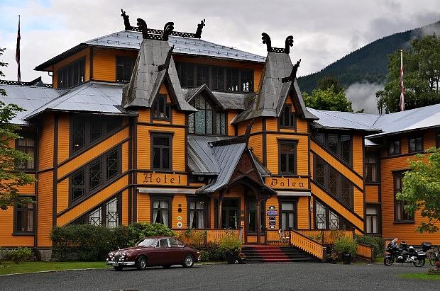 Dalen Hotell