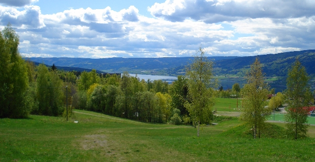 Fruehling Norwegen