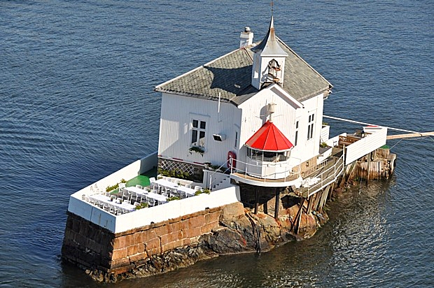 Insel in Oslo Restaurant