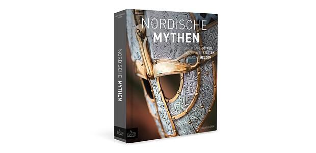 Nordische Mythen Buch
