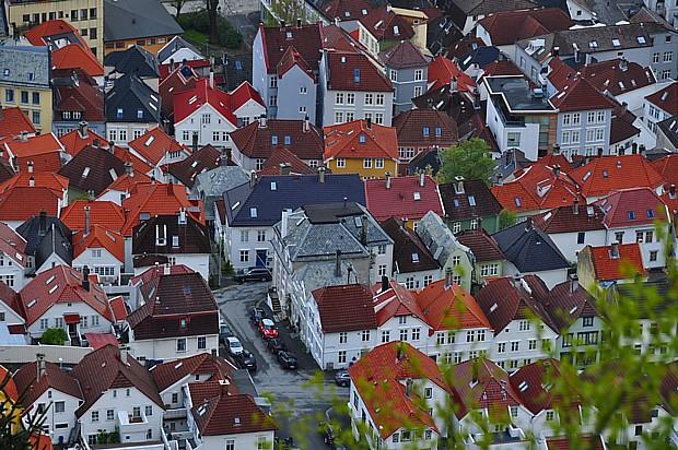 Bergen Holzhaeuser Holzhäuser