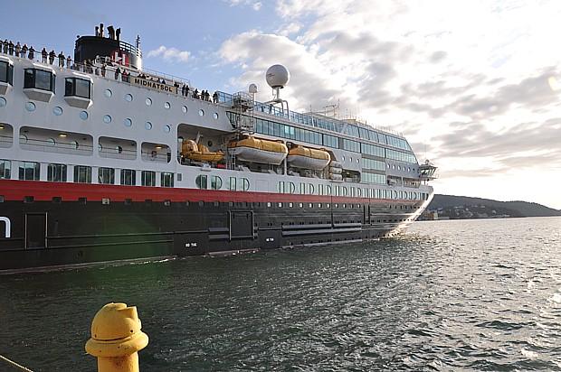 Der Urlaub in Norwegen kann beginnen